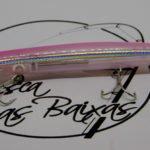 Sandeel Jerk Minnow Pink Flash