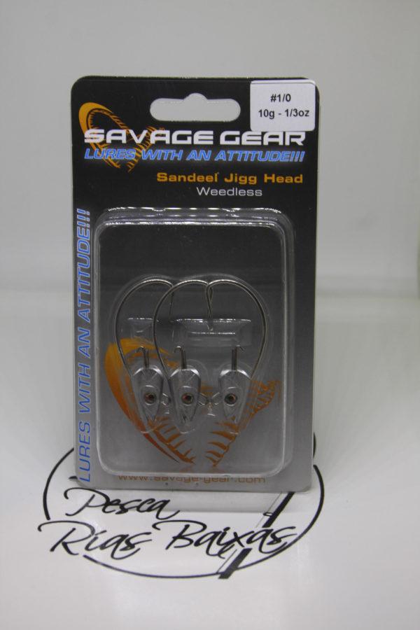 Savage Gear 10g Weedless-1