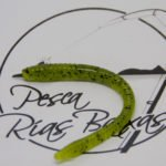 Zoom Finesse Worm Watermelon Seed-1