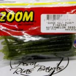 Zoom Finesse Worm Watermelon Seed-2
