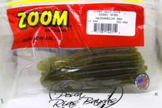 Speed Worm Watermelon Red-2