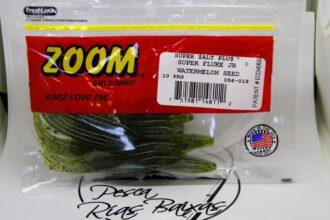 Zoom Super FLuke JR. Watermelon Seed-2