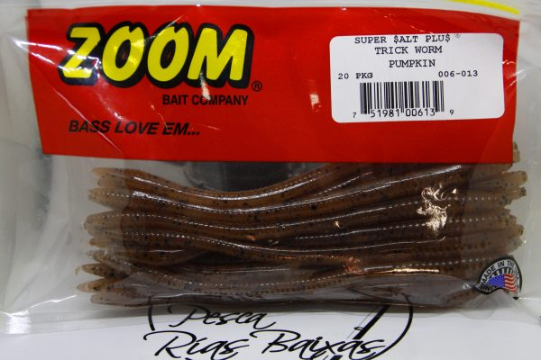 Zoom Trick Worm Pumking-2