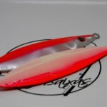 Jig D-Slow Daiwa 140g glow Orange-2