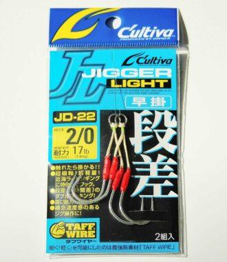 Owner Cultiva Jigger Ligth JD-22
